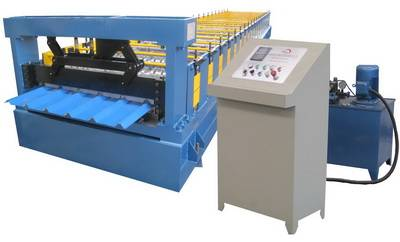 Aluminium Roofing Sheet Manufacturing Machine For Sale
