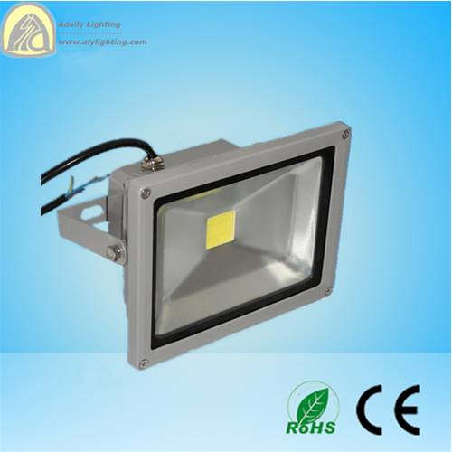 20W outdoor led floodlight/ ceiling projector light