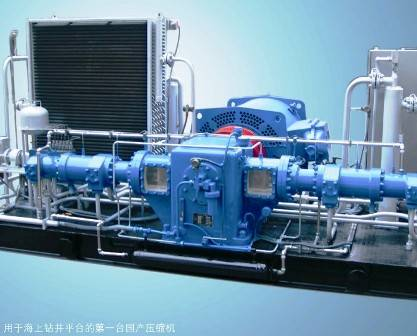 export China cng compressor cng station