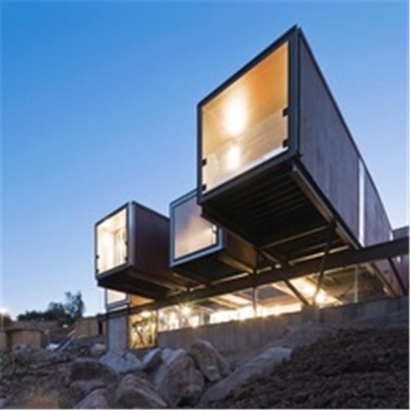 Luxury container house price