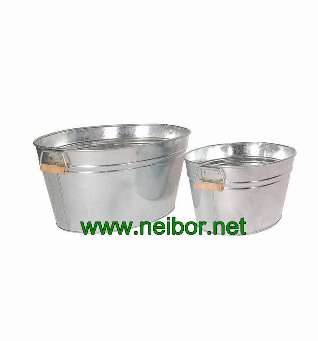 metal ice bucket beer cooler beer bucket