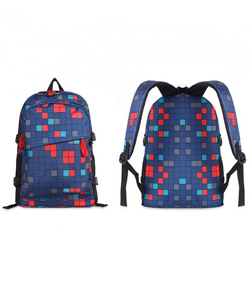 RT polyester travel bag -10 backpack