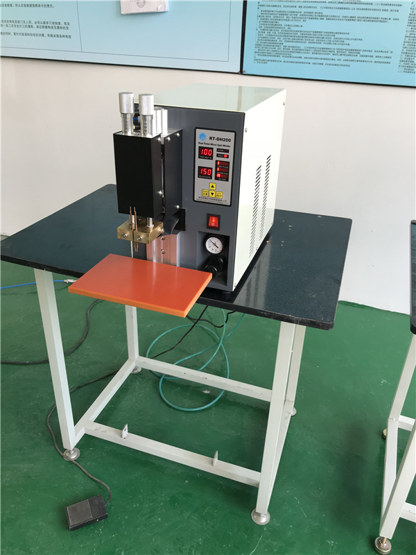 Professional pulse spot welding machine which professional