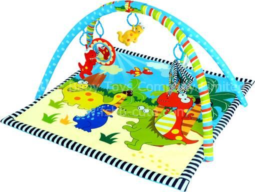 Dinosaur Century baby play mat