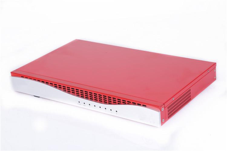 OEM 1U 19inch Mini-ITX firewall Server Case