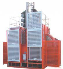 construction hoists Roated loading capacity 2000kgs