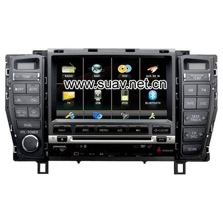 8HD Special Car DVD Player for TOYOTA CROWN GPS,IPOD,RDS