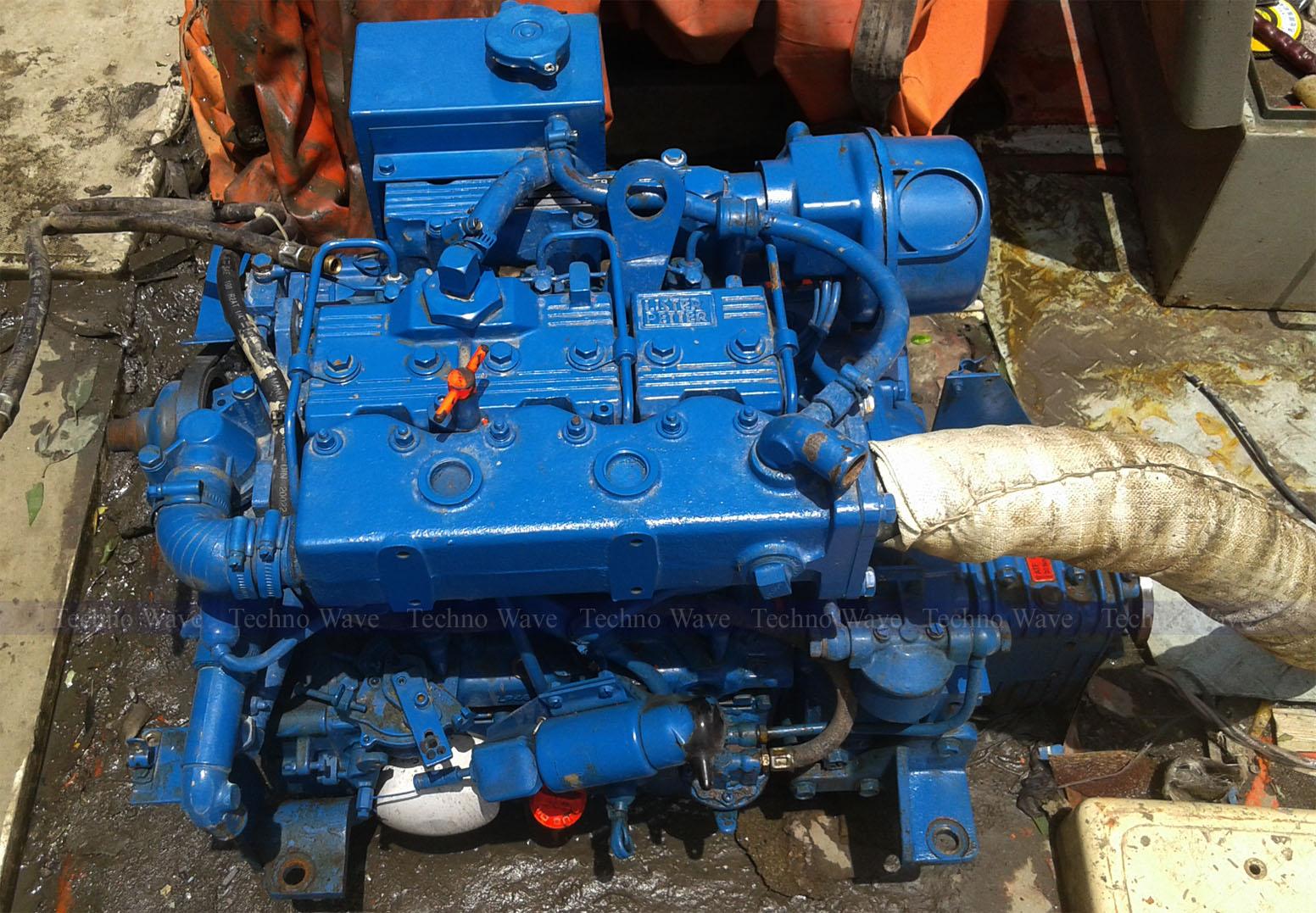 Boat Engine
