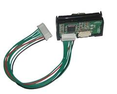 magnetic stripe card reader module