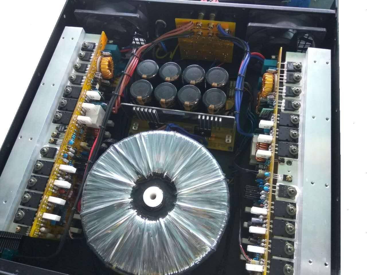 Hot sale class TD ED1800 Amplifier