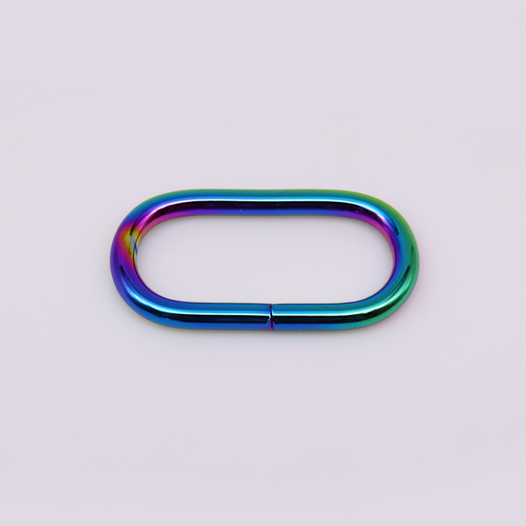 Manufacturer Hardware Accessories Durable Metal O Ring Hook Buckle For handbags