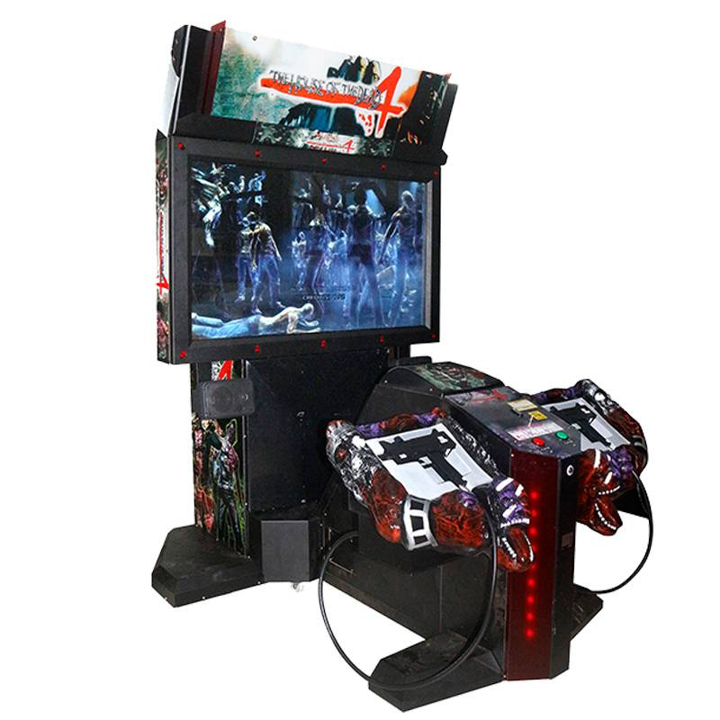Coin Operated Shooting Game Machine-The House Of The Dead for sale