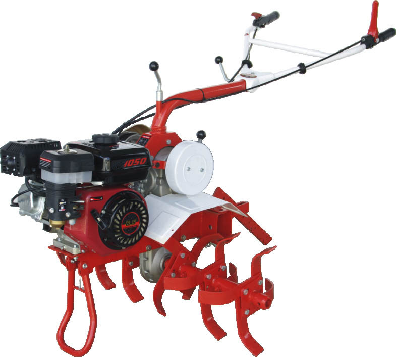 Gasoline Tiller with SJ168FB(speed-down equipment:44%)