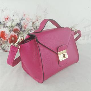 Guangzhou bags wholesale manufacturers of the new PU portable shoulder cross bag