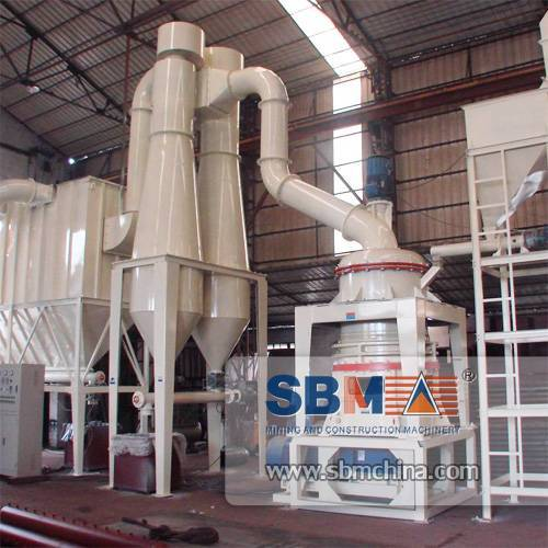 Industrial Mill - SCM series