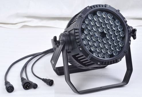 54pcsx3W Waterproof LED Par light