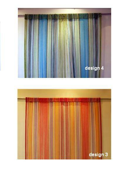 sell string curtains for door and windows