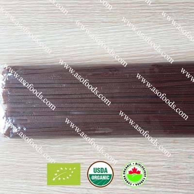 Sell Organic vegetarian red rice noodle supplier and manufacturer from ASOF