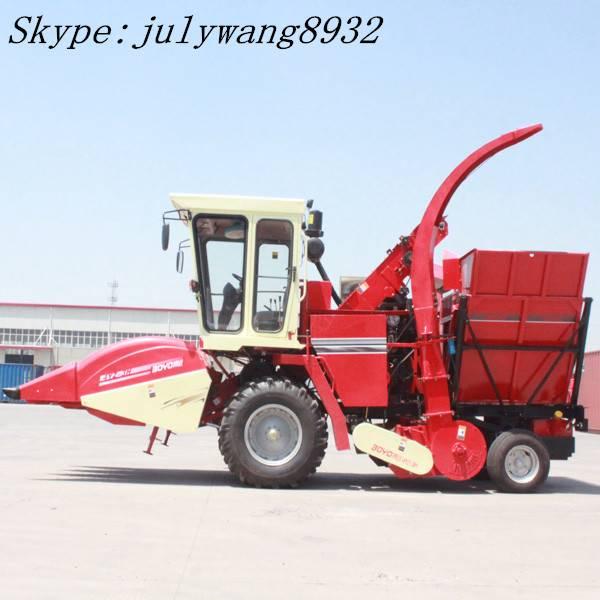 3 Rows Corn Combine Harvester 4YZ-3H