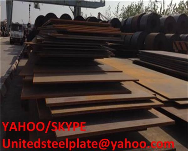 ASTM A517 GRADE A,A517 GRADE B,A517 GRADE E Steel plate