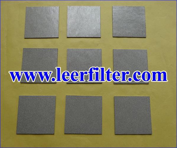 SS Powder Filter Plate