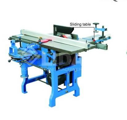 Multi-use woodworking machinery