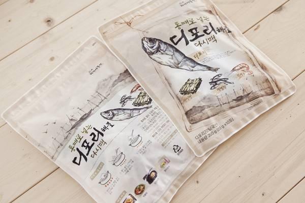 Hwajunfish Dipori Seafood Pack