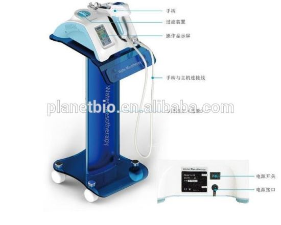 Planetbio Hot Mesotherapy Water Injection Gun for Mesotherapy