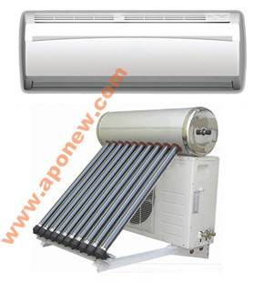 Absorption Type Solar Air Conditioners (SPLIT TYPE)