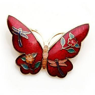 selling high fashion crystal brooch