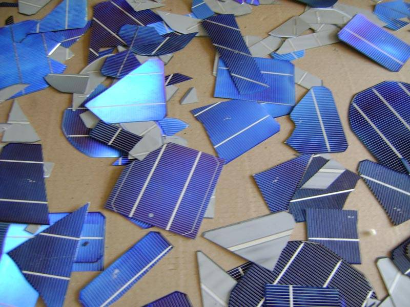 buying all kinds of B-grade / scrap solar cell