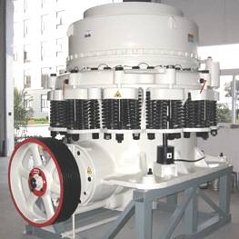 CS series spring cone crusher with high-efficiency