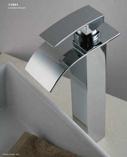 Single Handle and Single Hole Brass Basin Faucet