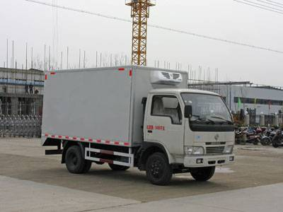 3m length Dongfeng 42 small refrigerated truck (CLW5050XLC3)