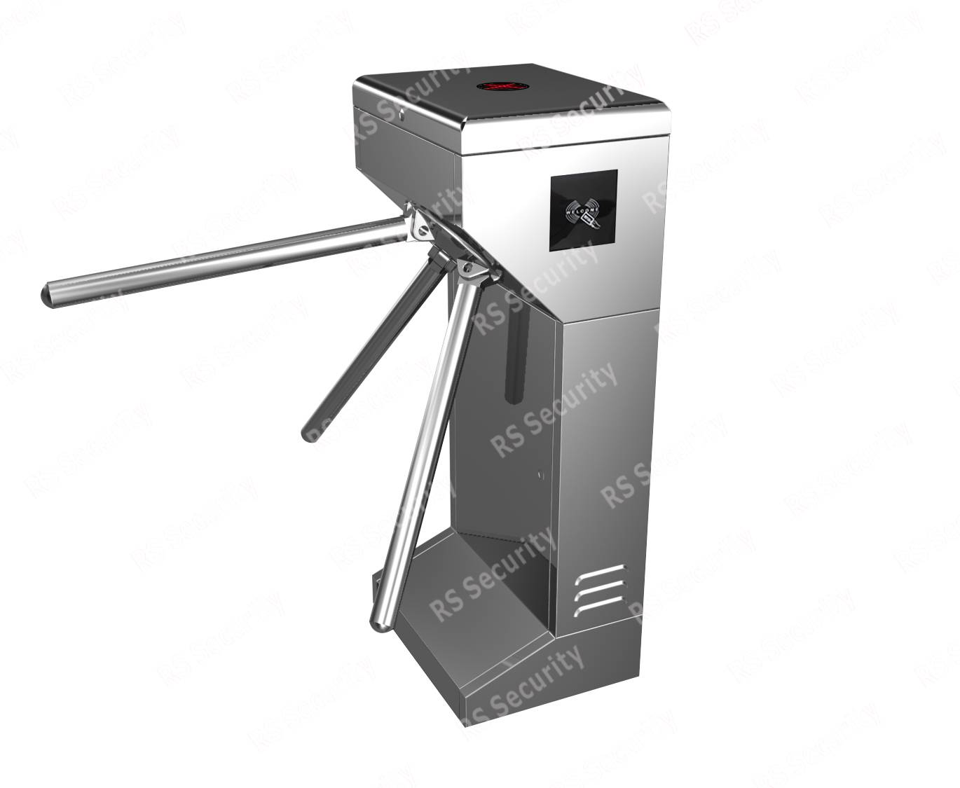 Fingerprint Tripod TurnstileFor Access Control