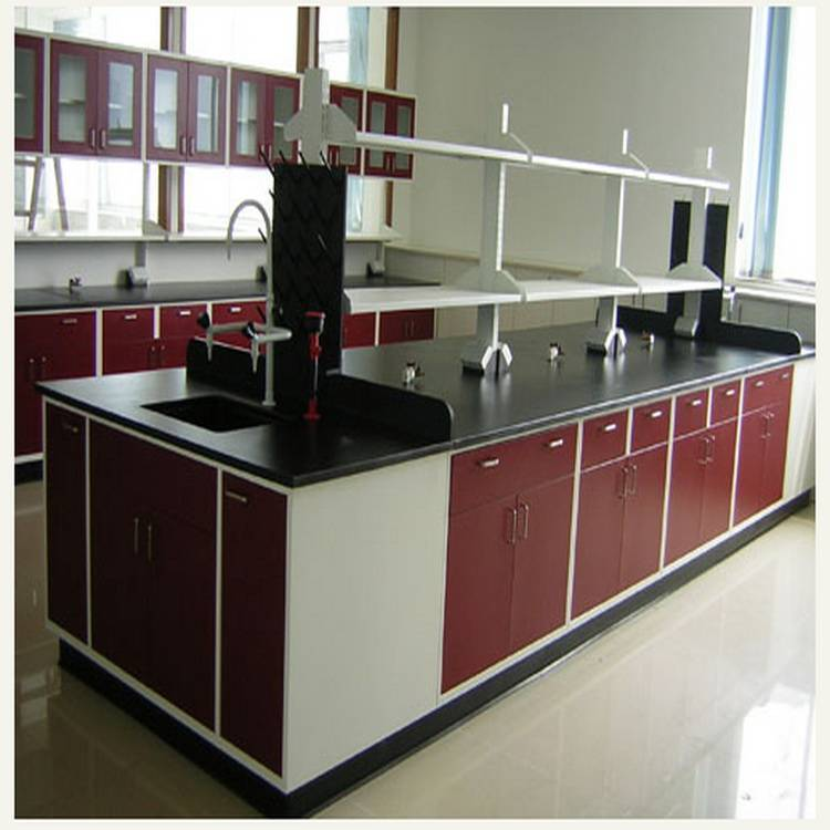 wooden laboratory work benches from China