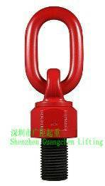 Swivel Hoisting Rings slings rigging hardware/ Rotating Swivel Eye Bolts
