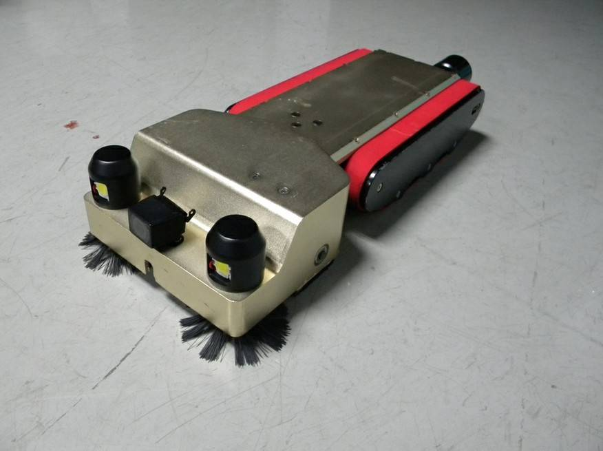 BRANCH Air DUCT CLEANING ROBOT