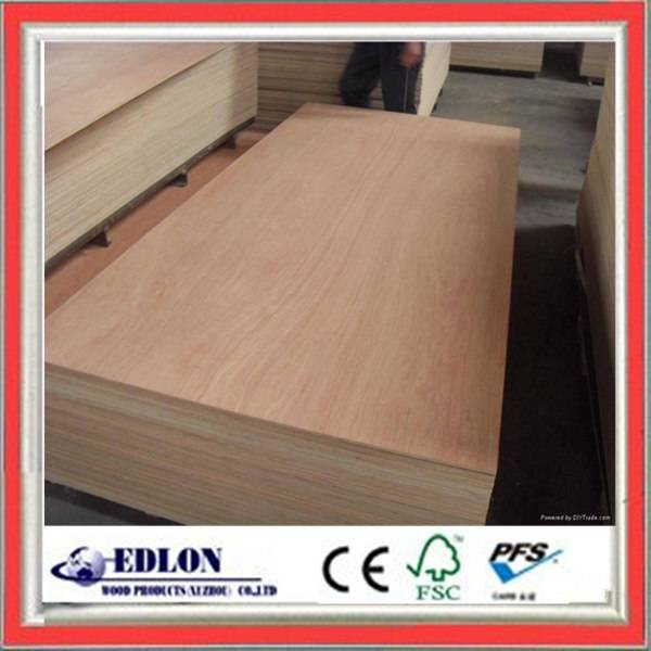 Commercial plywood,cheap and high quality okume plywood