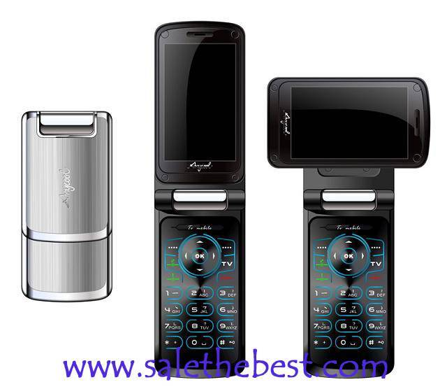 dual card TV&bluetooth phone(Anycool V876)wholesale
