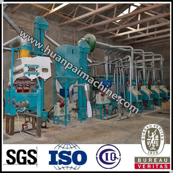 grain flour mill