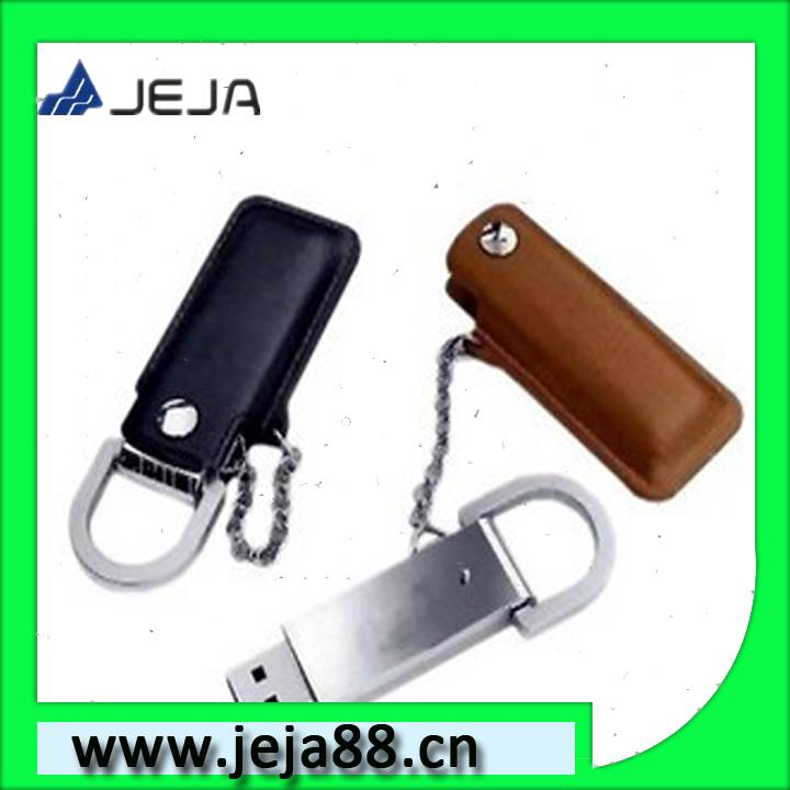 usb flash disk with leather type
