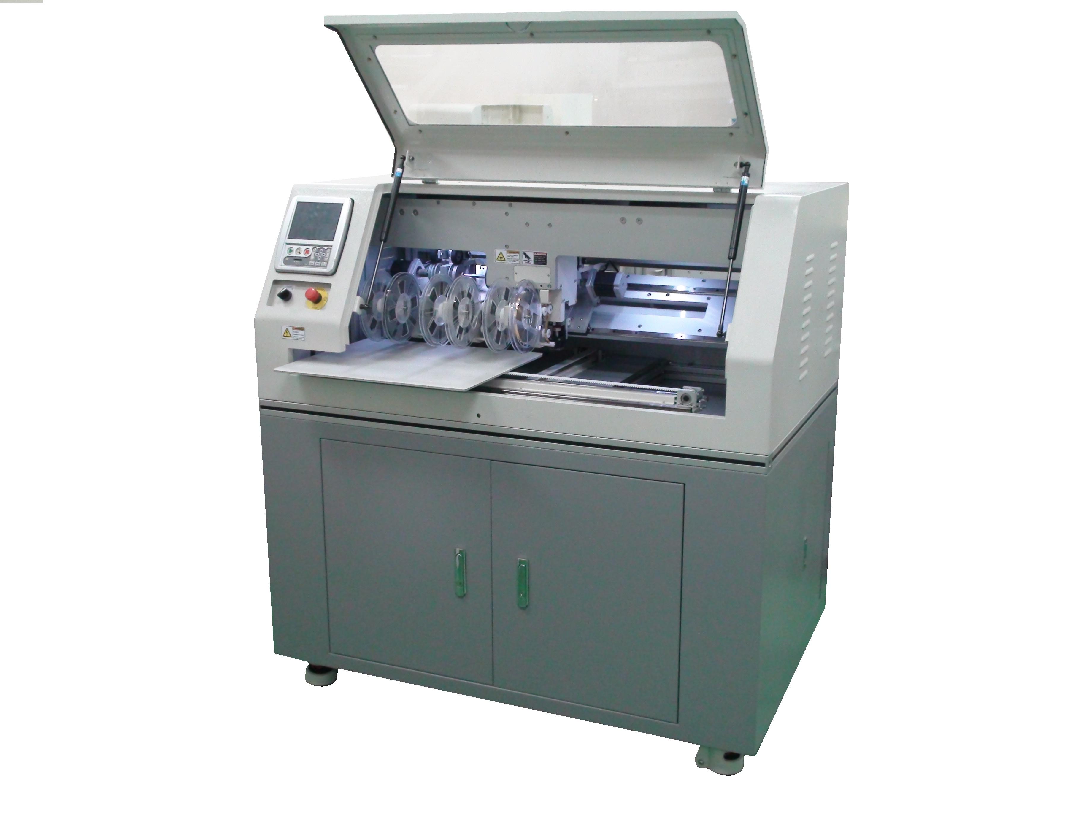 AM 3100 Full Automatic Spangle Motif Machine