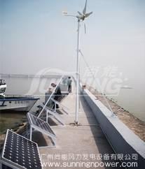 Wind Solar power system
