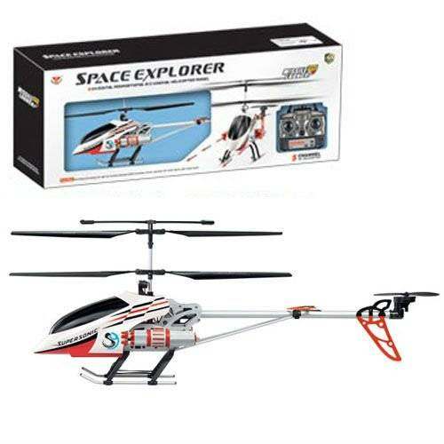5channel rc airsoft shooting helicopter with gyro