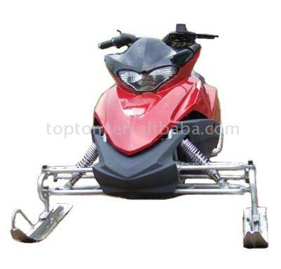 New 150cc Snowmobile, Snow Scooter