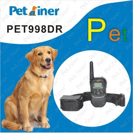 Rechargeable and Waterproof Remote Dog Agition Training Electric Collar
