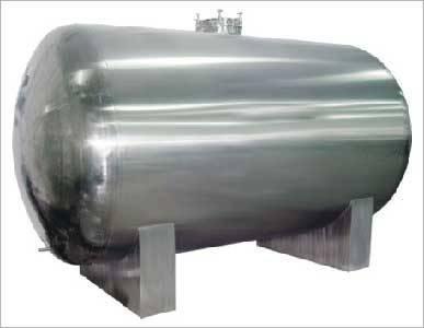 SS Storage Tank(Pressure Vessel)