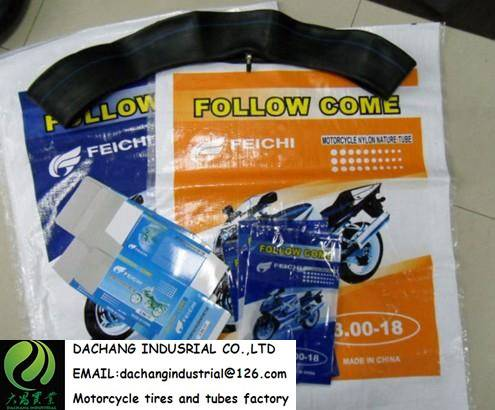 feichi follow come motorcycle inner tube