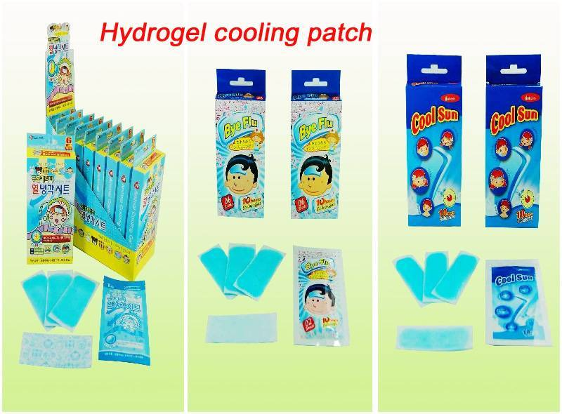 Hot selling Cooling gel patch